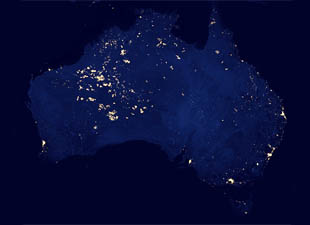 NASA Satellite Takes Pictures Of Australian Wildfires