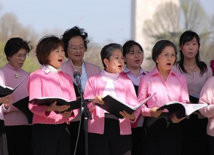 Singing Synchronizes Heart Beats Of Choir Members