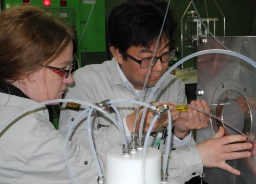 World's First Superheavy Carbon Compounds Synthesized