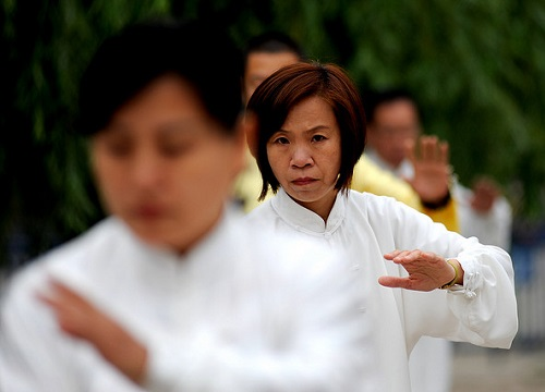 Tai Chi Is Scientifically Good For You