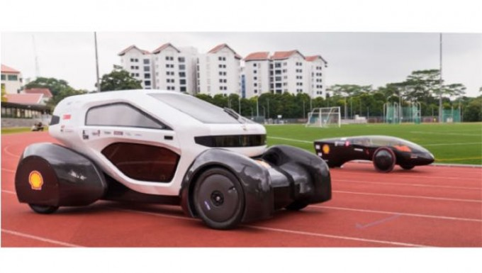 Now Printing Solar-Powered Electric Cars