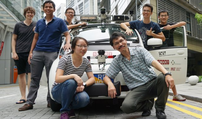 Singapore Launches Driverless Car Trials | Asian Scientist ...