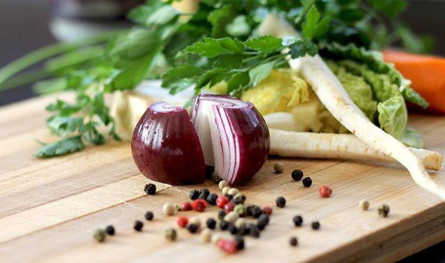 A Delicious Finding: Onion Compound Has Anti-Cancer Properties