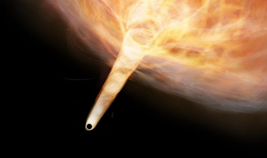 Catching A Black Hole By Its Tail | Asian Scientist Magazine